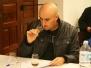 Cata a ciegas para elección de vinos para la distinción 2014