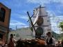 Romería San Marcos. Barcos
