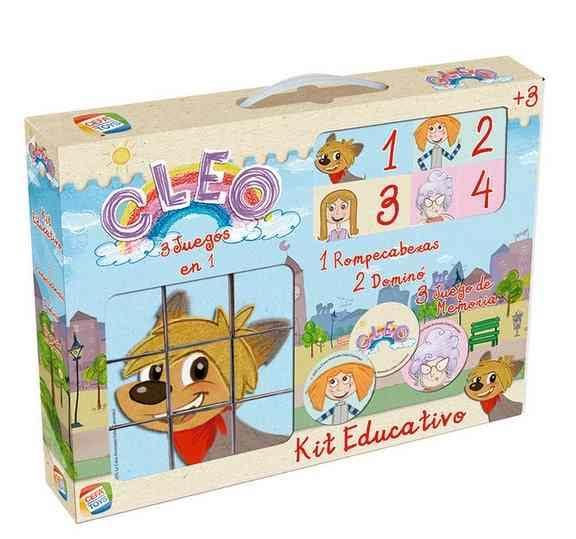 Salen al mercado los primeros juguetes educativos basado en los