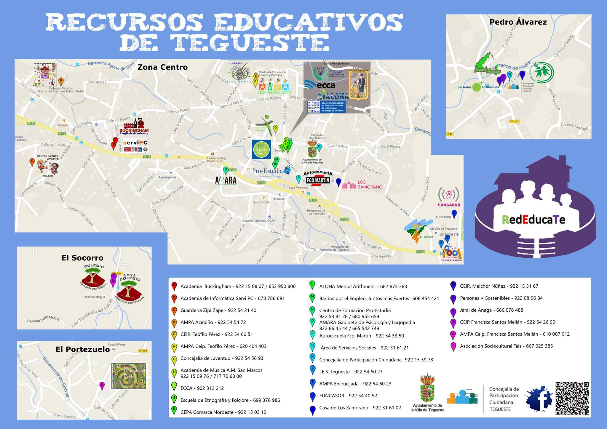 Recursos educativos en Tegueste| InfoTegueste - photo#11