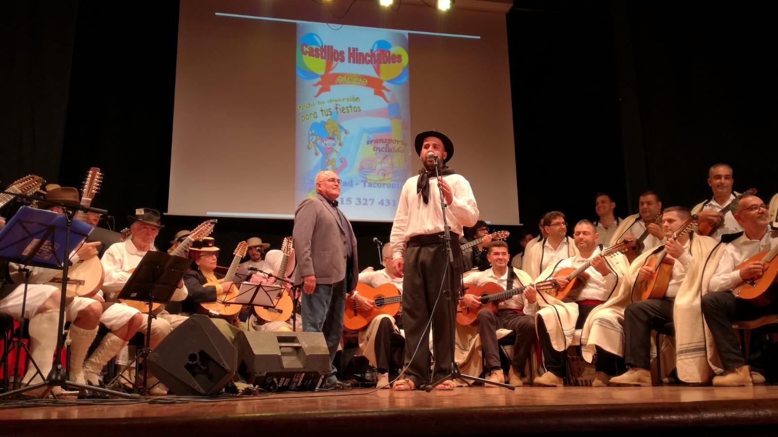 La Parranda 'El Abuelo' presentó su Festival 'Ocho ... | 1600 x 898 jpeg 264kB