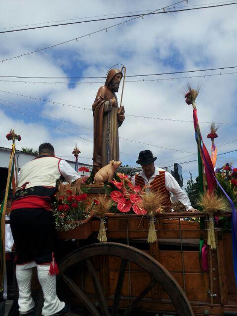 El Portezuelo Prepara Las Fiestas En Honor A San Antonio Abad Y Al Sagrado Corazon De Jesus Infotegueste